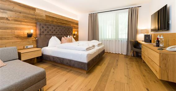 Doppelzimmer Waldklang